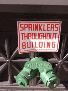Sprinklers - New York