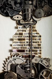Timepiece, 2010 - detail