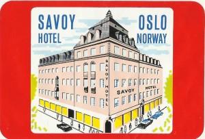 Savoy Oslo
